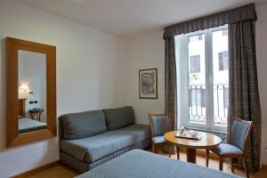Zona de estar de Hotel Diplomatic