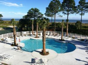 The swimming pool at or near Ocean Dunes Villas