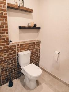 Kúpeľňa v ubytovaní Apartment Dubnica Prejta 3