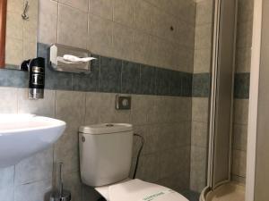 Ein Badezimmer in der Unterkunft Šport Hotel Bôrik