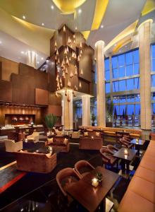 A restaurant or other place to eat at Grand Hyatt Macau