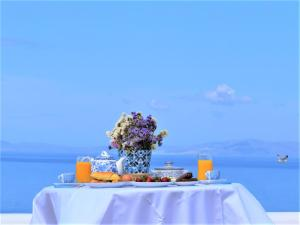 Colazione disponibile per gli ospiti di Sugar Blue