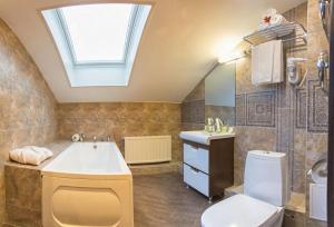 Ванная комната в Отель ТатарИнн