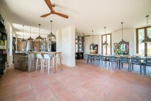 A restaurant or other place to eat at Cortijo LA Organic