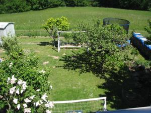 Een tuin van Ferienwohnung Arnold