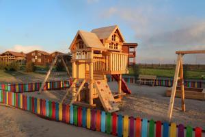 Детская игровая зона в База отдыха Венеция на Каспии