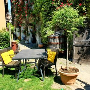 Сад в Affittacamere Casa Archi