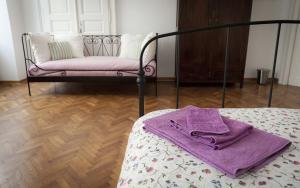 Area soggiorno di Domus Liberta - Boutique Rooms
