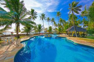 A piscina localizada em Pousada Xalés de Maracaípe ou nos arredores