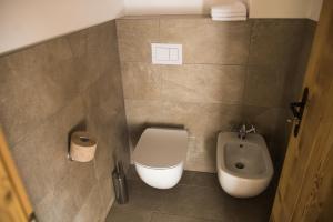 A bathroom at Al Solìf