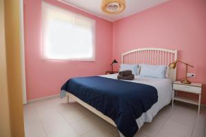 Uma cama ou camas num quarto em Luxury Cayetana, by Comfortable Luxury