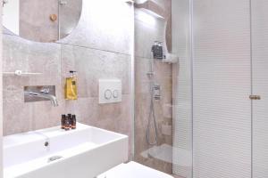 Un baño de My Story Hotel Tejo