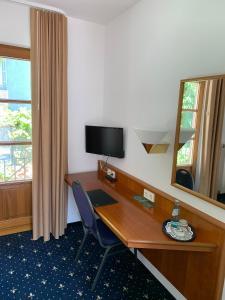 TV/Unterhaltungsangebot in der Unterkunft Hotel Erlenbacher Hof