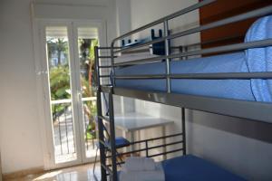 Litera o literas de una habitación en Residencia Universitaria Cadiz Centro