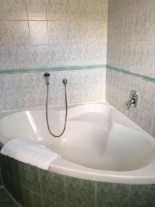 Kúpeľňa v ubytovaní Guest House Maxim