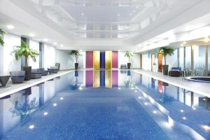 The swimming pool at or near Crowne Plaza Reading