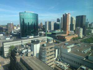 A bird's-eye view of The James Rotterdam