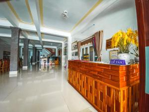 Khu vực sảnh/lễ tân tại Gold Plus Hotel