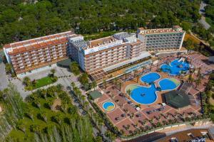 A bird's-eye view of Aparthotel Costa Encantada