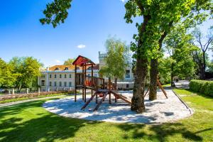 Children's play area at Chateau St. Havel - Wellness Hotel