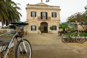 Montar en bicicleta en Alcaufar Vell Hotel Rural & Restaurant o alrededores