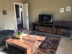 TV/Unterhaltungsangebot in der Unterkunft Haus 1