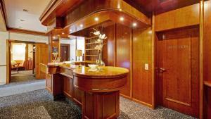 A bathroom at Hotel am Schelztor