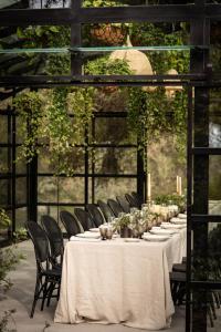 Restauracja lub miejsce do jedzenia w obiekcie Finca Serena, Small Luxury Hotels