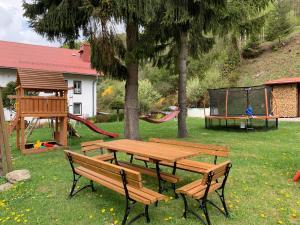 Ogród w obiekcie Willa Weronika