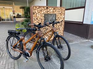 Biking at or in the surroundings of Harz Hotel & Spa Seela