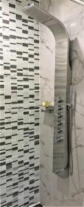A bathroom at Retreat at Crystal Manatee