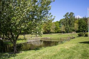 En have udenfor Fjelsted Skov Hotel & Konference
