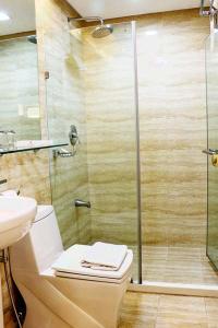 Ванная комната в BSA Twin Towers
