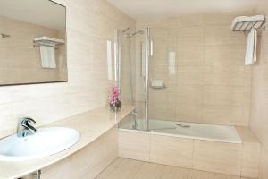 Un baño de Duran Hotel & Restaurant