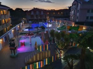 Uma vista da piscina em Lofts Complejo Playa Mar ou nas proximidades