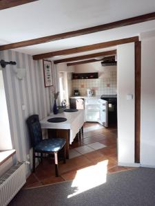 Łazienka w obiekcie Pokoje Gościnne Wejherowo