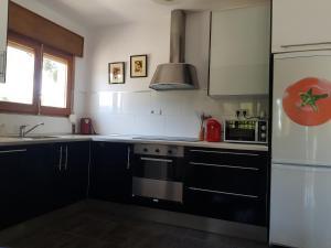 Una cocina o zona de cocina en Casa Platgetes