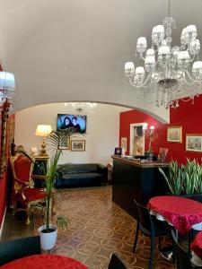 Hall o reception di Duca di Uzeda Luxury and Style