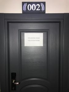 A bathroom at Exporoyal Hotel