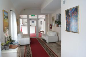 O zonă de relaxare la Hotel Florence