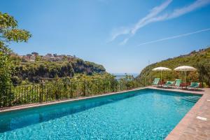 The swimming pool at or close to Villa san Lorenzo rooms