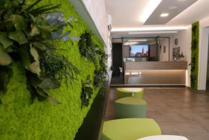 Vstupní hala nebo recepce v ubytování Hotel Nederland