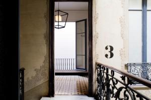 Un balcón o terraza de Praktik Rambla