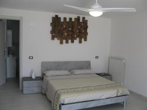 A bed or beds in a room at Civico 29