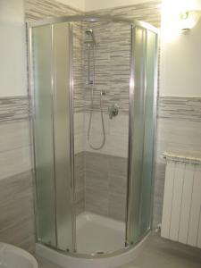 A bathroom at Civico 29