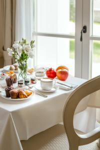 Restaurant ou autre lieu de restauration dans l'établissement Borgo Conde Wine Resort