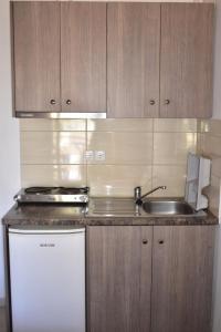 Cucina o angolo cottura di Michalis Place Apartments