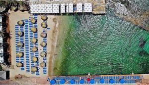 A view of the pool at San Stephano Resort or nearby