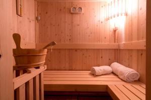 Spa and/or other wellness facilities at Corte della Maestà Antica Residenza