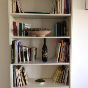 Biblioteca nell'agriturismo